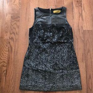 Nicole Miller Short Black Dress